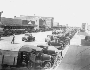 Littlefield_1929_Downtown