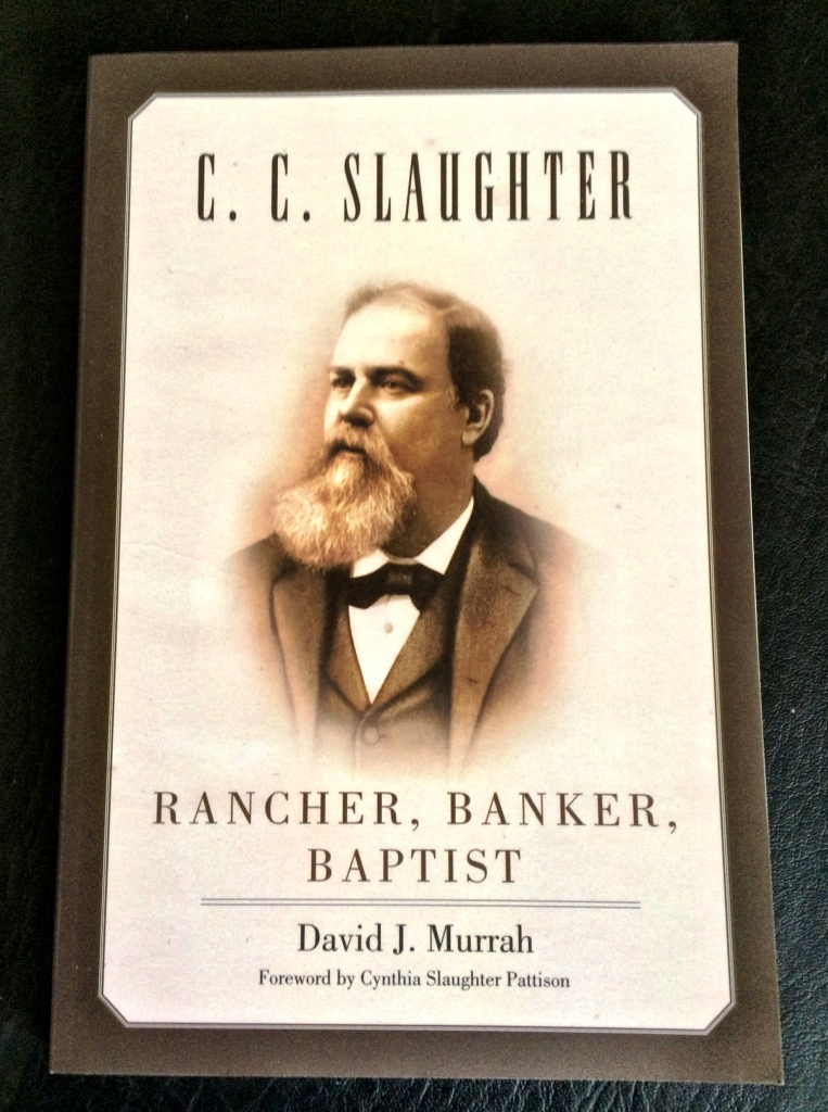 CC Slaughter Book