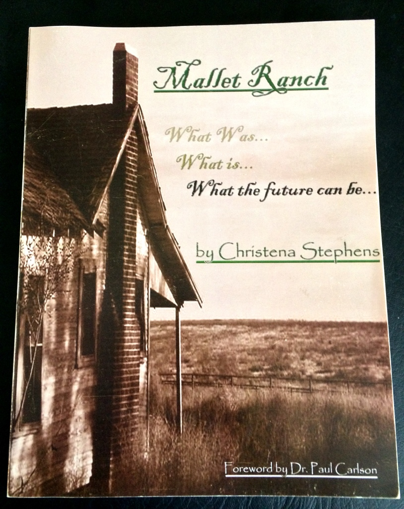 Mallet Ranch Book