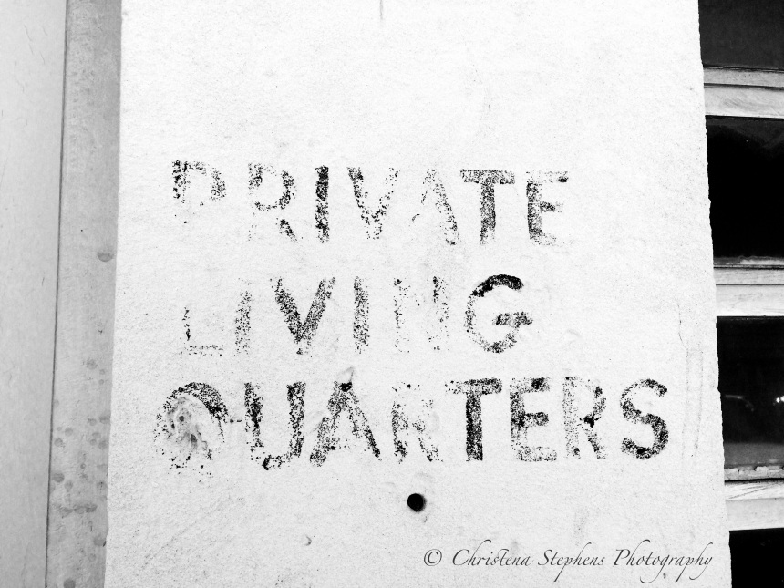 Private Living Quarters