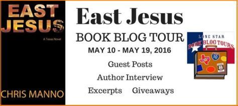 East Jesus Banner