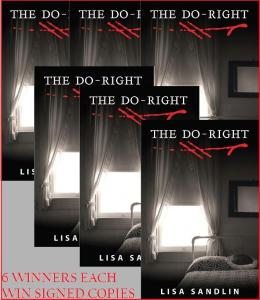 Do Right GIVEAWAY image