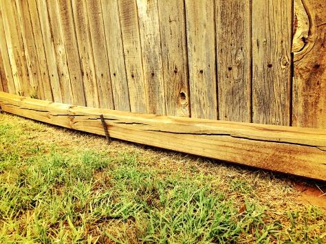Landscape timber