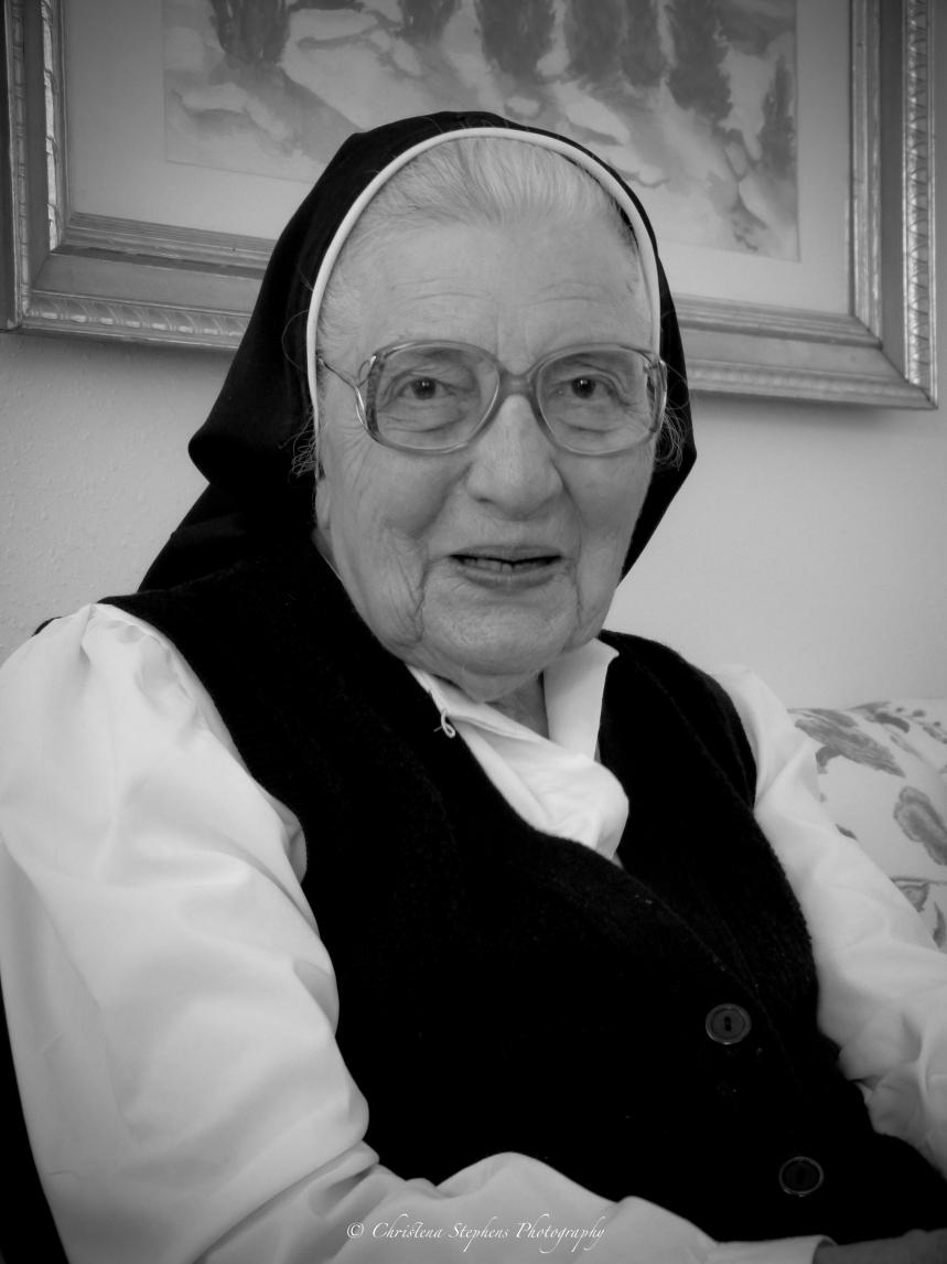 Sister Mary Hawkins-Sig