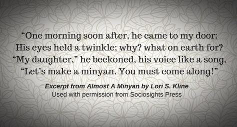 Excerpt Minyan