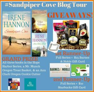Giveaway Image Final Sandpiper Cove