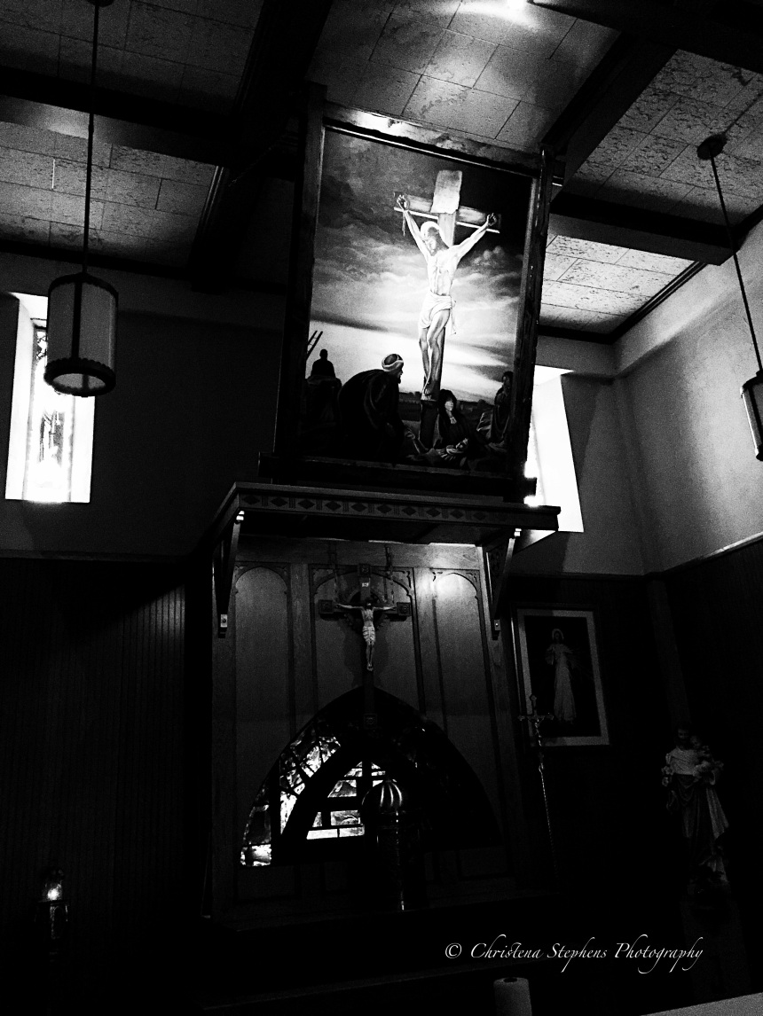 Mercy Retreat Center - Chapel