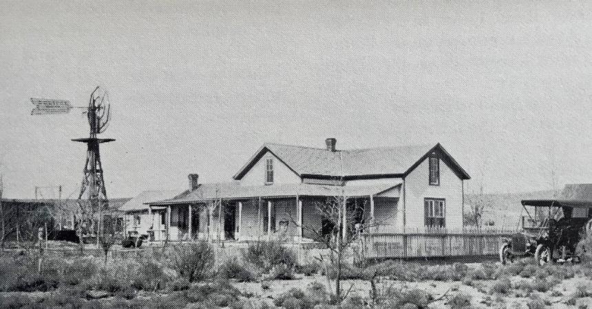 Tahoka Ranch House Ed