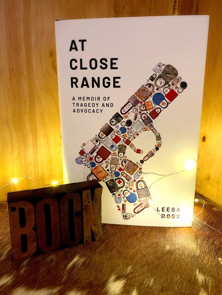 At Close Range Bookstagram-CS