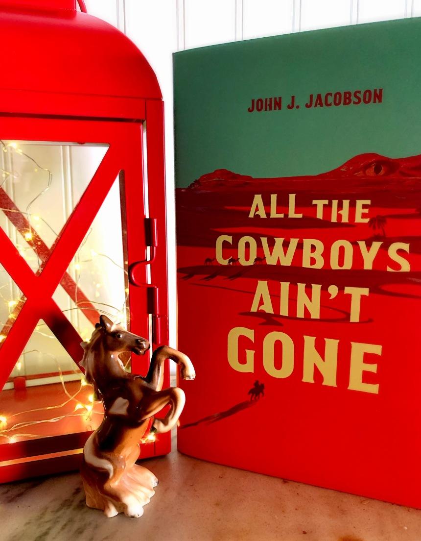 All The Cowboys Aint Gone BG - Christena